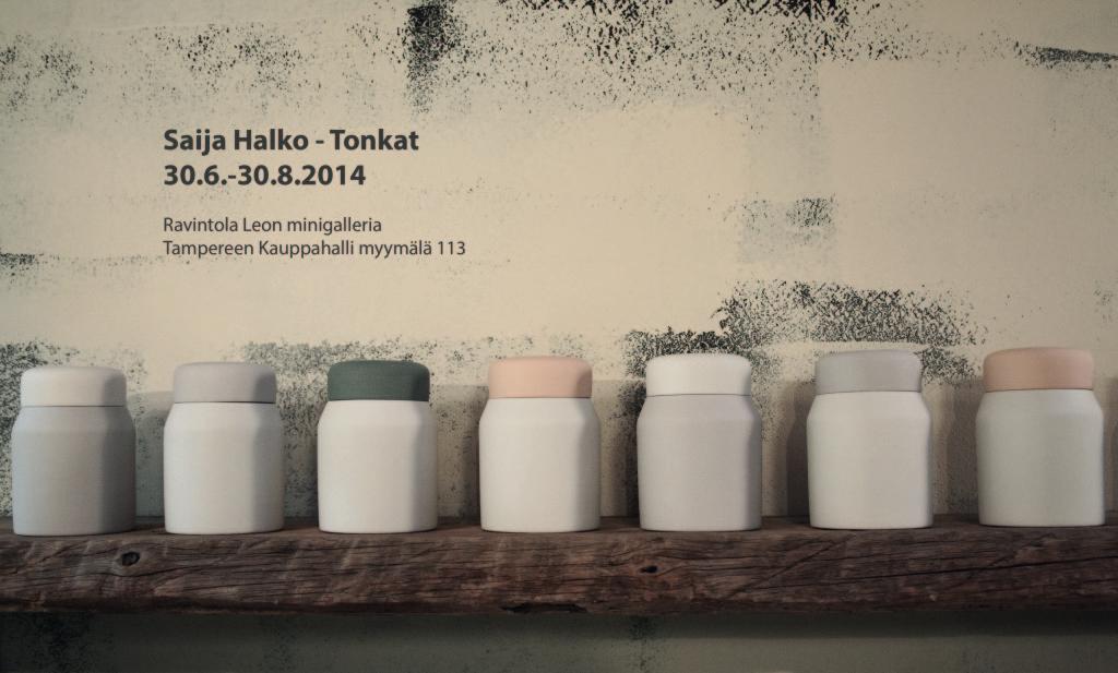 Saija Halko - Tonkat, LEOn minigalleria